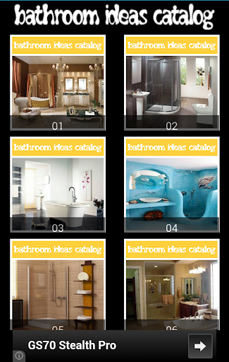 Bathroom ideas Catalog