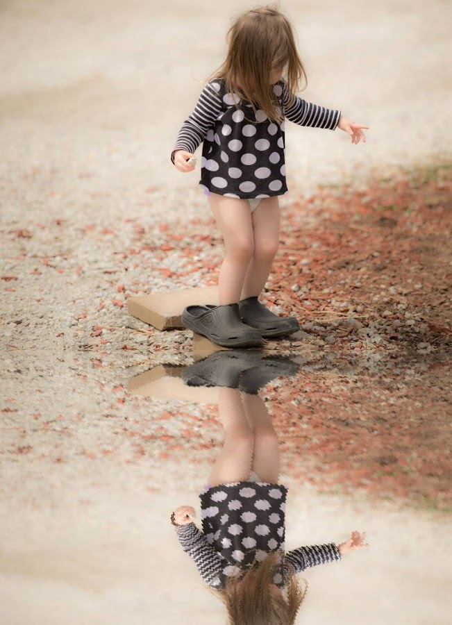 Reflections by Denise Langevin - Babies & Children Child Portraits ( Model, Portrait, Untouched, Unedited, Non-photoshop, #GARYFONGPETS, #SHOWUSYOURPETS )