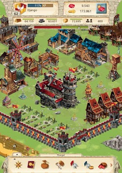 Empire: Négy Kingdoms (Polska) APK screenshot thumbnail 6