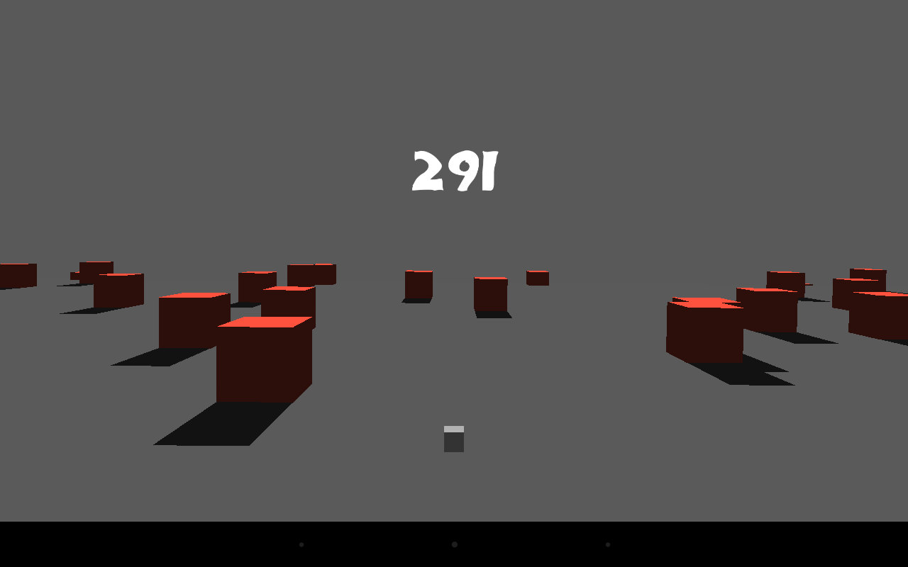 Box Runner- screenshot