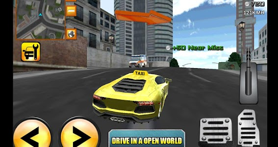 Crazy Driver Taxi Duty 3D v2.4