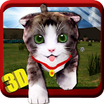 Cute Cat Simulator – 3D Game 1.1 Apk