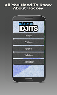 Hockey For Idjits - screenshot thumbnail
