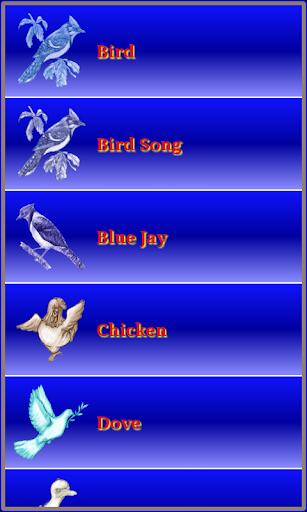 鳥的聲音和鈴聲