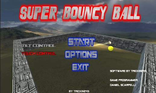 Super Bouncy Ball - screenshot thumbnail