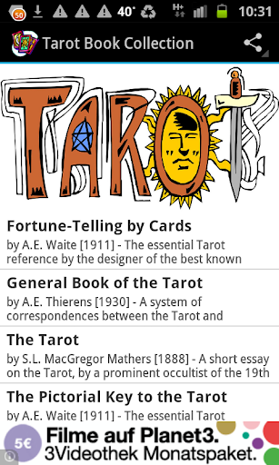 Tarot Cards Reading Meanings