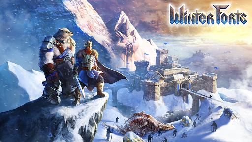 【免費策略App】WinterForts: Exiled Kingdom-APP點子