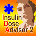 Insulin dose Advisor logo