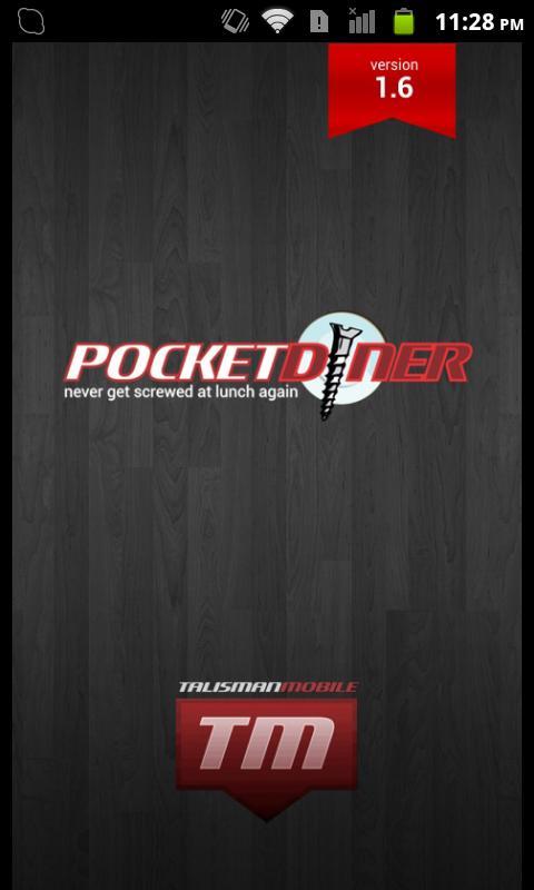 PocketDiner Tip Calculator +- screenshot