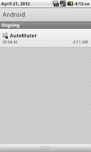 AutoMuter- screenshot thumbnail