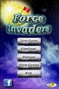 Force  Invaders Demo- screenshot thumbnail
