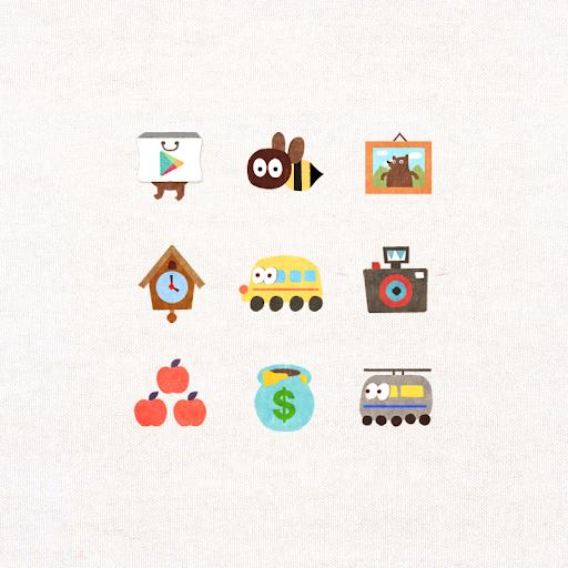 Honey Bear Dodol Theme