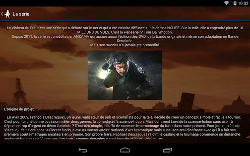 玩免費媒體與影片APP|下載Le Visiteur du Futur app不用錢|硬是要APP