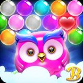 Birds Bubble - I love you