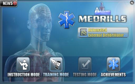 【免費醫療App】Medrills: AED-APP點子