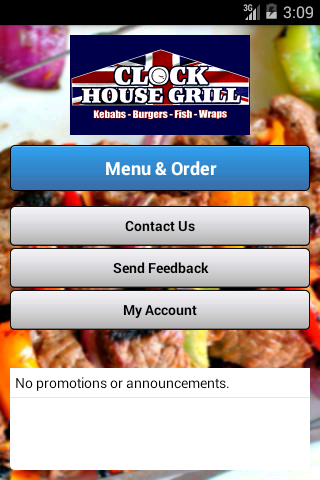 Clock House Grill