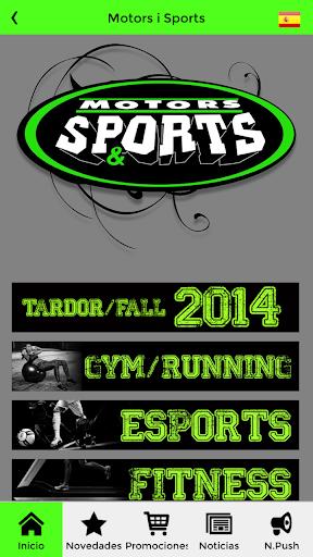 Motors i Sports