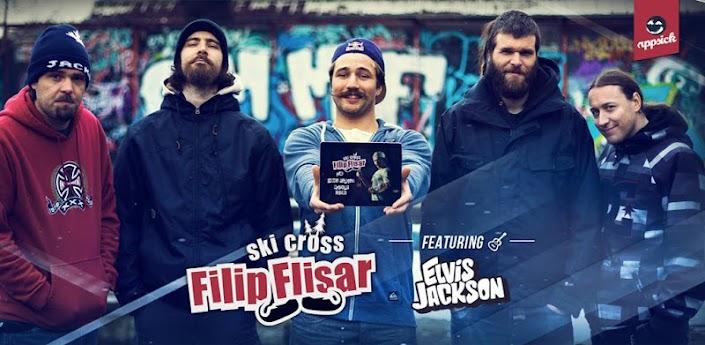 Filip Flisar Ski Cross HD Apk 1.0