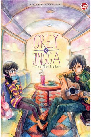 GREY JINGGA