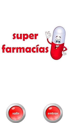 SUPER Farmacias