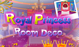Screenshot of Royal Princess Room Deco