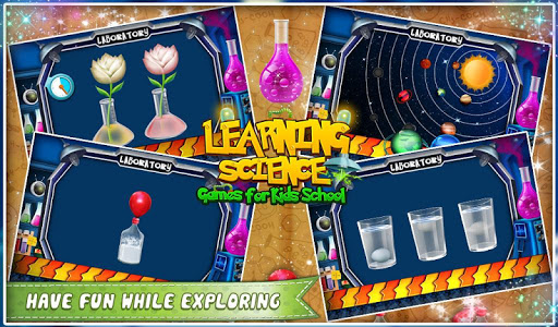 Learning Science Kids School v1.1.2