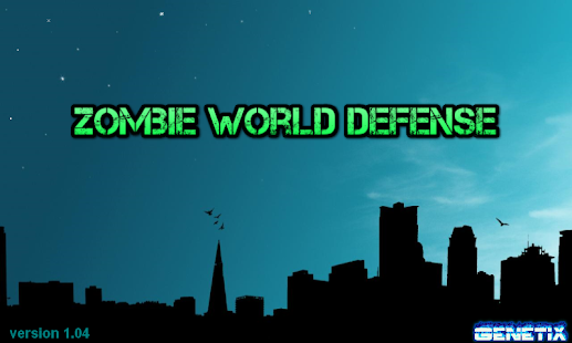 Zombie World defense