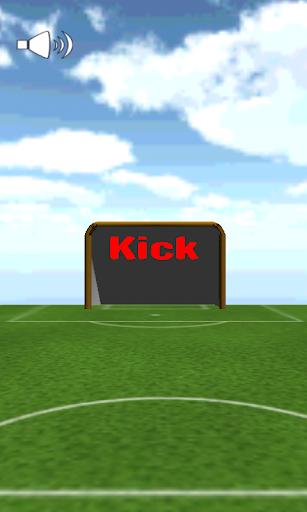 Soccer Games Flick Kick