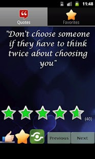 Beautiful Love Quotes - screenshot thumbnail