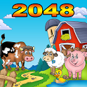 2048 Kids - Barnyard icon