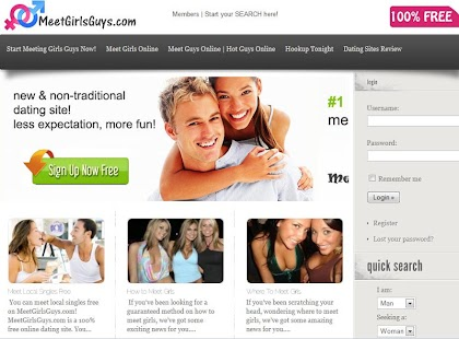 Meet Girls Free Mobile Dating - screenshot thumbnail