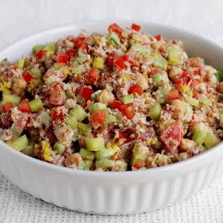 Falafel Salad.
