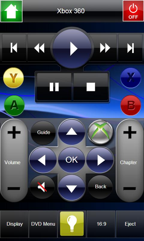 Push Controls - screenshot
