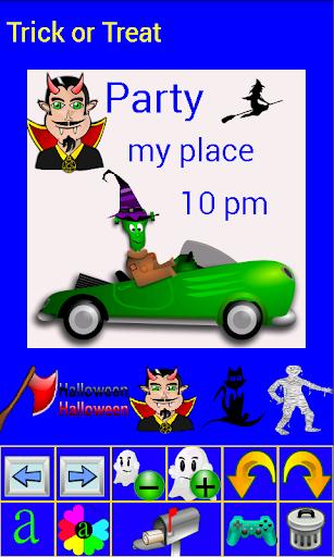 【免費休閒App】Trick or Treat Halloween Cards-APP點子