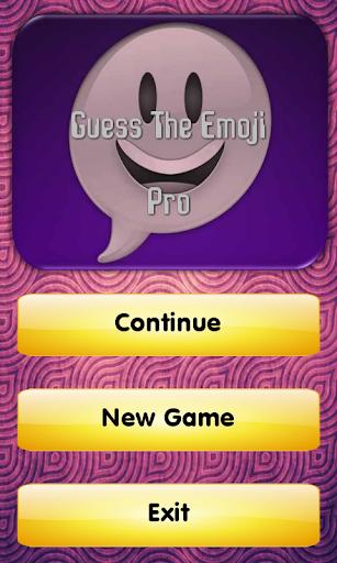 Guess The Emoji – Pro