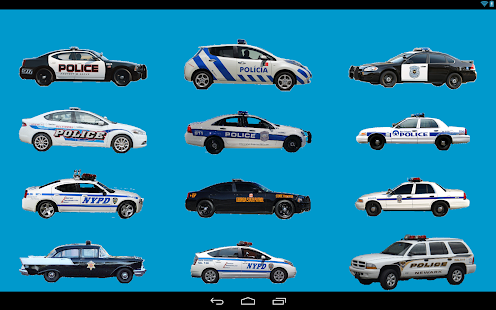 police cars for kids siren screenshot thumbnail