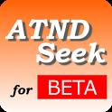 ATND Seek for β icon