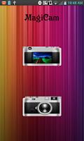 Screenshot of Magicam Photo Magic Editor