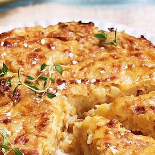 Lyonnais Potato Cake