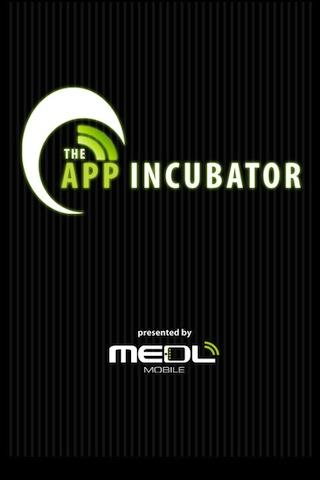 App Incubator- screenshot