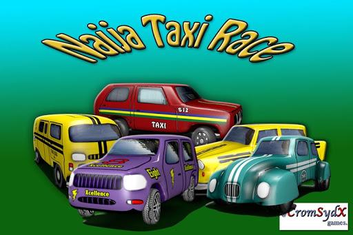 Naija Taxi Race