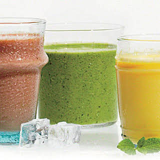 Spinach Smoothies.