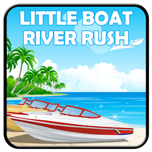 Little Boat River Rush Racing for PC and MAC