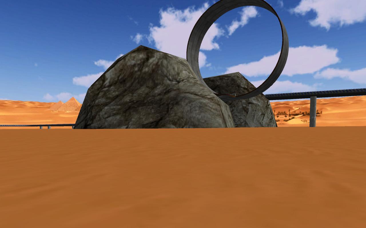 Speed on Racer 3D LITE- screenshot