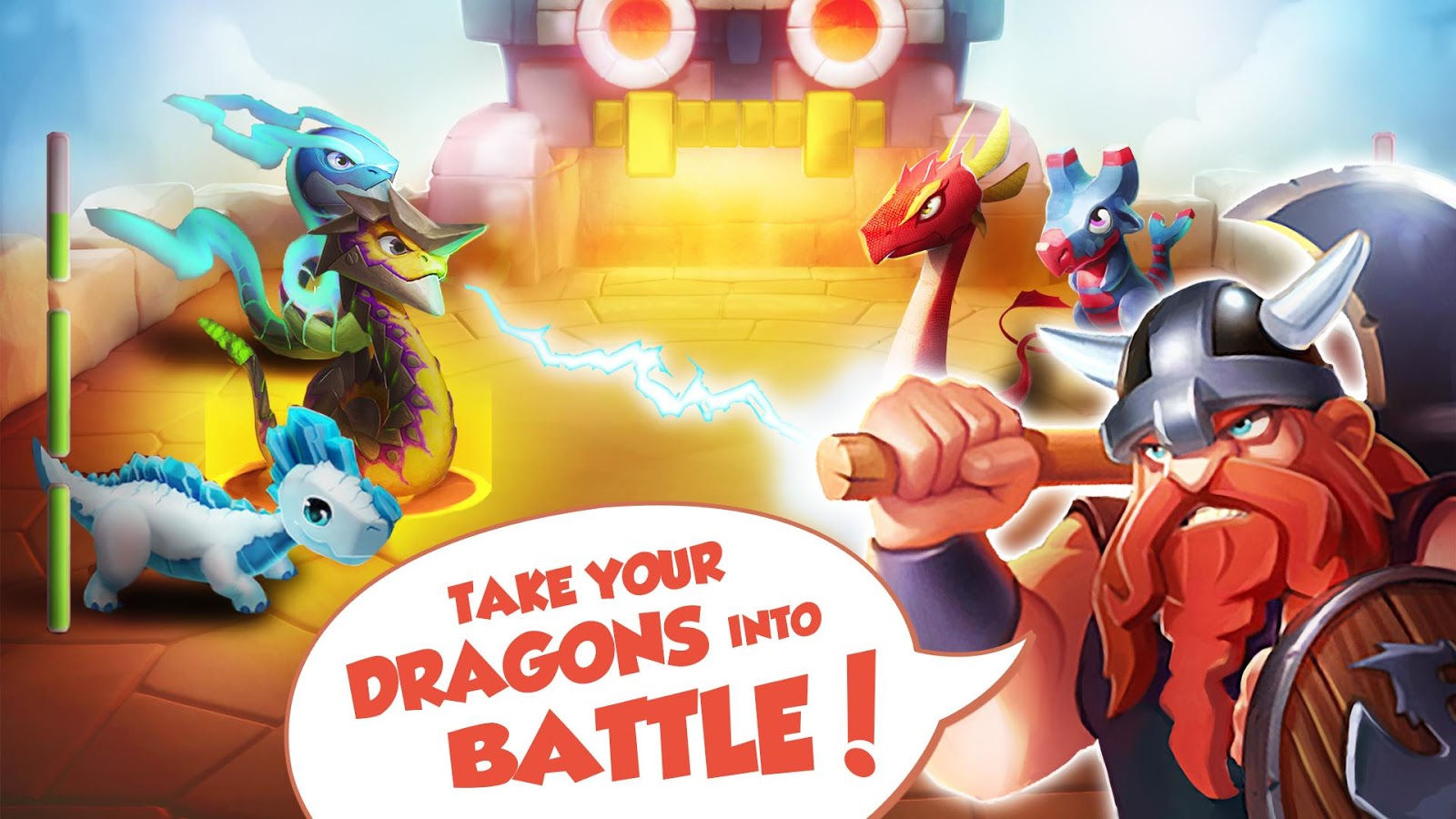 Dragon Mania Legends - screenshot