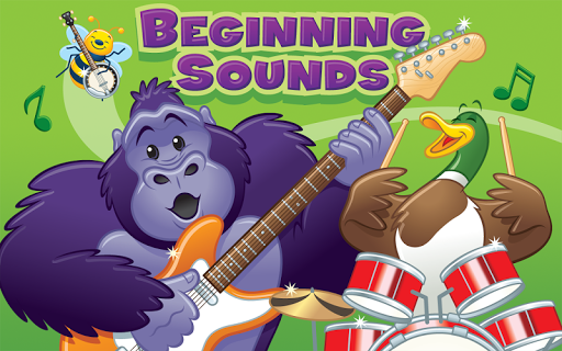 Beginning Sounds On-Track