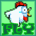 Chicken FLY icon