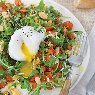 Arugula and Roasted Carrot Salad