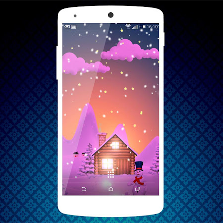 christmas live wallpaper 3d 1 4 apk free personalization application