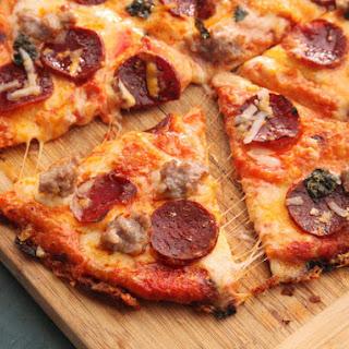 Pizzadilla (Quesadilla Pizza)